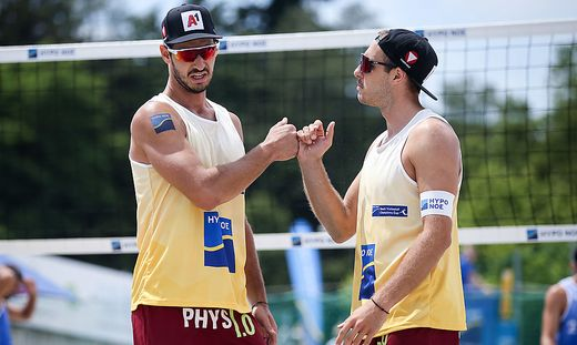 BEACH VOLLEYBALL - HYPO NOE Champions Cup
