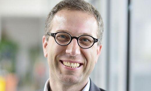 Dietmar Sternad ist Studiengangsleiter an der FH Kärnten