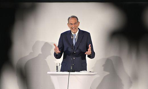 Bildungsminister Faßmann möchte, dass sich alle Schüler wöchentlich mit PCR-Tests testen.