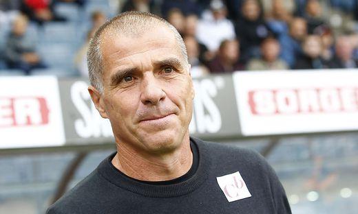 Ex-Mattersburg-Trainer Klaus Schmidt