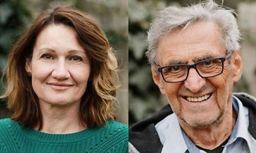 Sabine Sill und Helmuth Binder