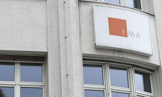 THEMENBILD: FINANZMARKTAUFSICHT (FMA)