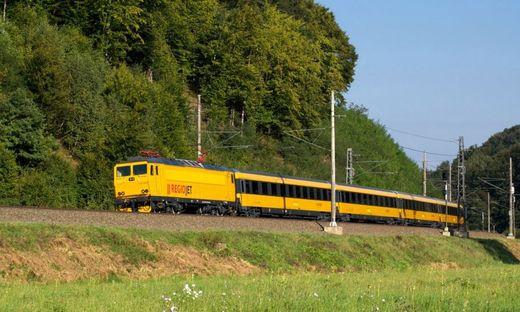 Bahnanbieter aus Tschechien: Regiojet
