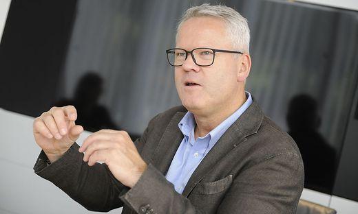 Franz Kainersdorfer wurde für fünf Jahre als Vorstandsmitglied der Voestalpine verlängert