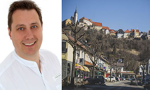 Martin Inzinger berät seine Patienten nun in Althofen