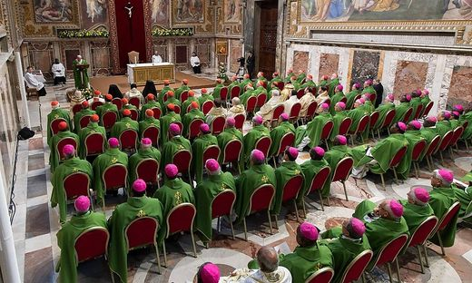 Der Kinderschutzgipfel zum Thema Missbrauch im Vatikan
