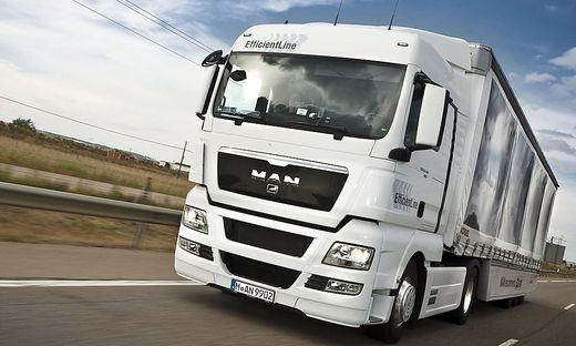 Die Produktion von leichten und mittelgroßen Lastwagen in Steyr könnte nach Deutschland und Polen verlagert werden