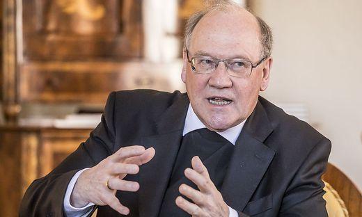 Bischof Alois Schwarz
