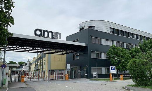 Die Zentrale der ams AG in Premstätten