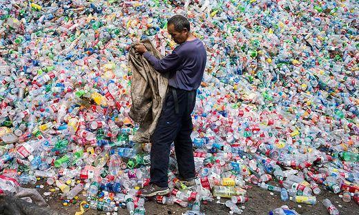 Unvorstellbare Plastikmüllberge in China