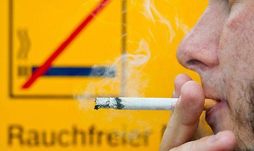 Raucherverbot gekippt