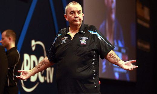 BRITAIN DARTS WORLD CHAMPIONSHIP