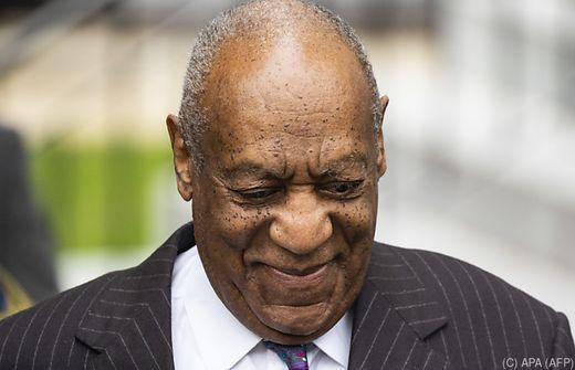 Bill Cosby wird als