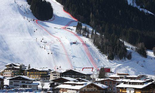 ALPINE SKIING - FIS WC Saalbach