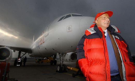 Lauda nimmt neuen Anlauf zu Rückkauf seiner früheren Airline Niki