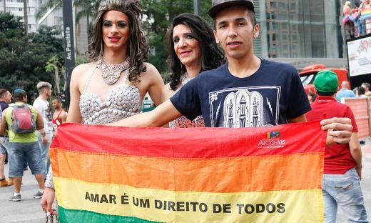 LGBTQ-Aktivisten
