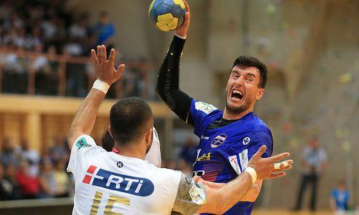 Vielleicht bald Trainer der HSG Graz: Damir Djukic
