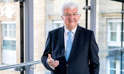 EZB-Rat Robert Holzmann