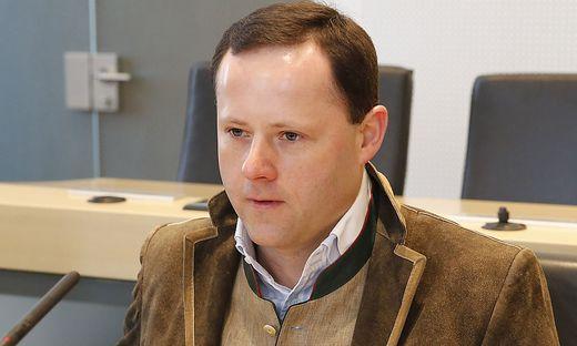 """""""Es geht um unsere Existenz"""", sagt Sonnenalm-Chef Hannes Zechner beim HCB-U-Ausschuss"""