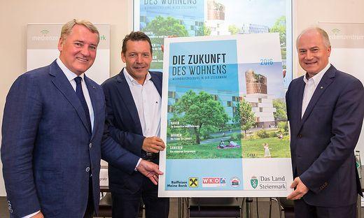 Pongratz, Lallitsch, Seitinger