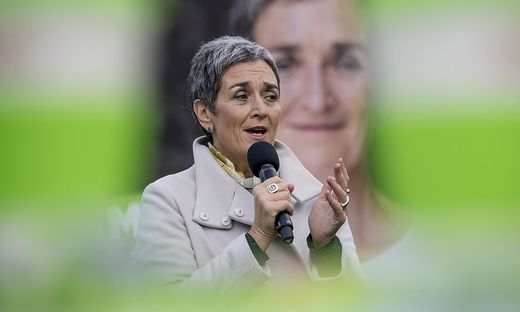 AUSTRIA-ELECTIONS-GREEN-PARTY