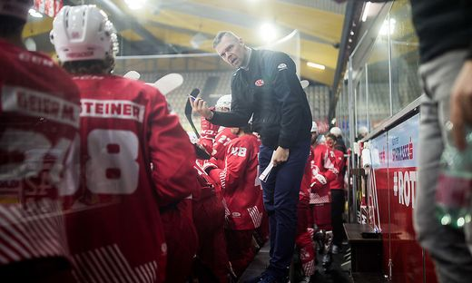 Vuori will die Rotjacken zum Titel coachen