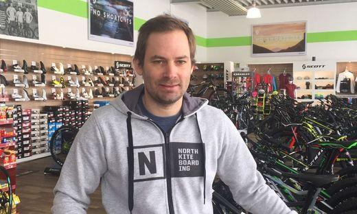 Einbruchsopfer Michael Friesenbichler