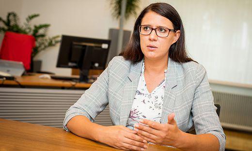 Umweltlandesrätin Sara Schaar