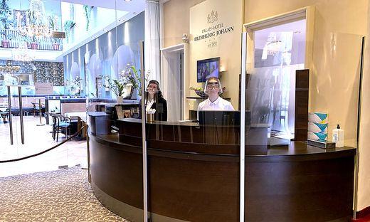 Zu Pfingsten öffnen in Österreich wieder viele Hotels