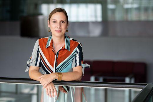 Žana Marijan leitet das slowenische Tourismusbüro in Wien