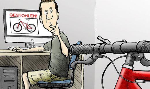 OMBUDSMANN: Im Internet gekauftes Fahrrad war gestohlen