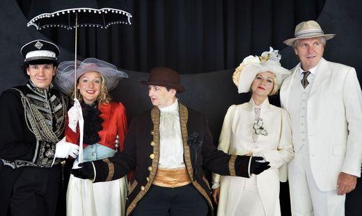 Die 22. Operettenfestspiele erzählen die Geschichte des jungen Zar