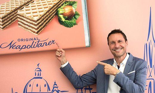 Ulf Schöttl verjüngt die Marke Manner.