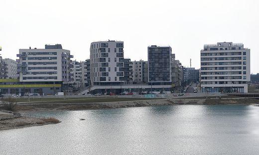 Die Seestadt Aspern