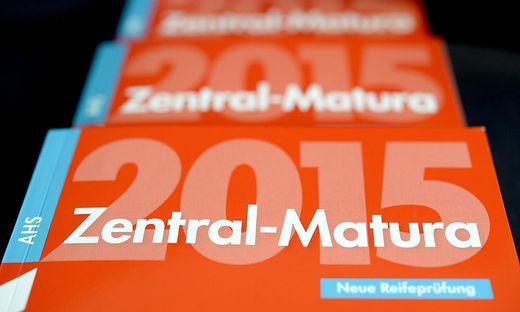 Gesetzlich verankert wurde schließlich die Veröffentlichung aller Zentralmatura-Aufgaben nach dem Abschluss der Reifeprüfungen