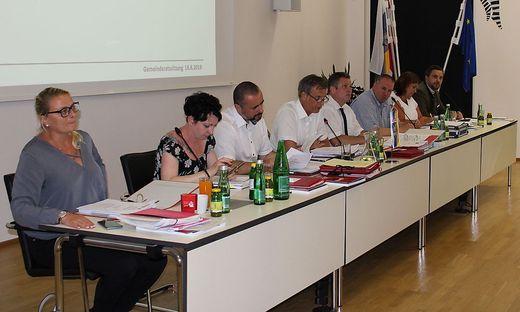 Im Kapfenberger Gemeinderat wurde heftig über die Förderung diskutiert