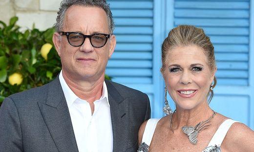Tom Hanks und Rita Wilson mit Coronavirus infiziert