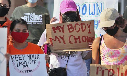 Texas verschärft Abtreibungsgesetze drastisch