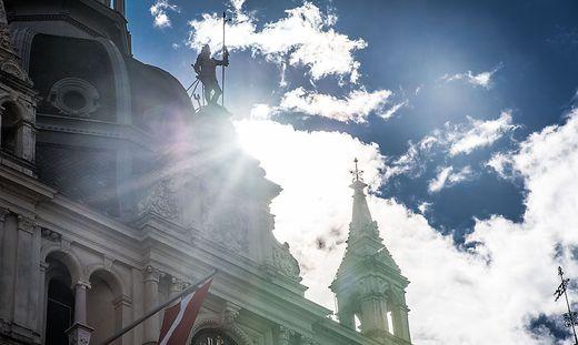 Zwist im Grazer Rathaus wegen Augarten-Demo