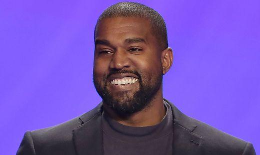 Rap-Superstar Kanye West lässt wieder durch Wahlkampf-Aktivitäten aufhorchen