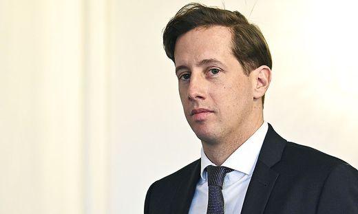 Kickls Kabinettschef, Reinhard Teufel
