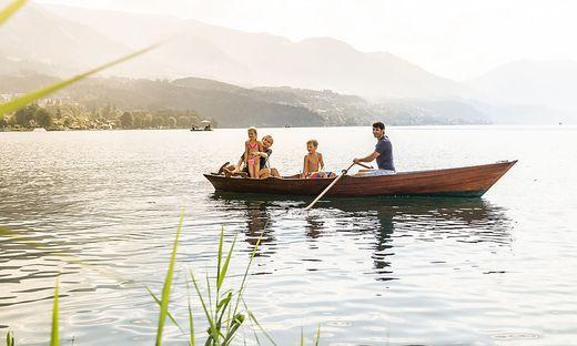 Buchtenwandern Millstätter See