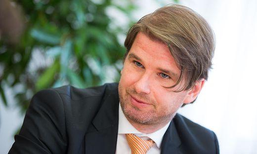 Günter Bauer, Chef des Landesrechnungshofes, sieht noch Luft nach oben