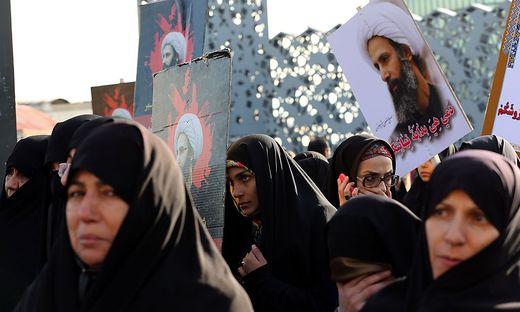 TOPSHOT-IRAN-SAUDI-DIPLOMACY-EXECUTION-DEMO
