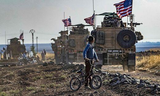 US-Truppen im Mittleren Osten