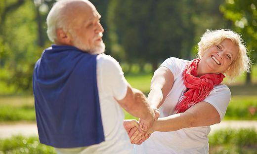 Dating-dienste für über 60