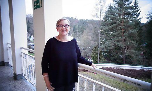 Barbara Kaschl aus Spielfeld ist seit Oktober auf Reha