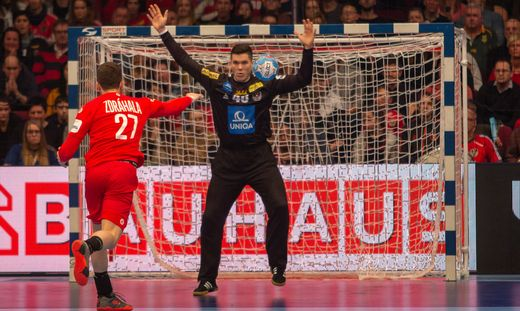 HANDBALL - EHF EURO 2020, CZE vs AUT