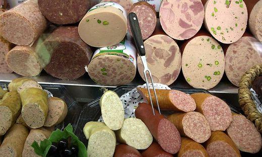 Niederländische Wurstware wegen Listerien aus dem Verkehr gezogen