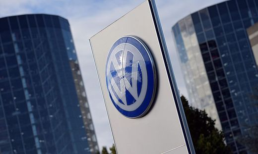 FILE GERMANY BUSINESS VOLKSWAGEN
